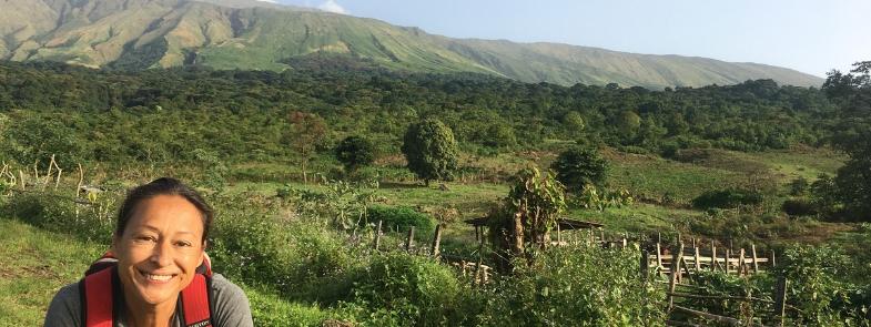Mount Cameroon Blog Thumbnail   Rowena Goes Ape